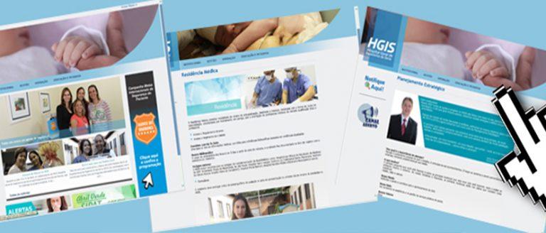 INTRANET - Canal de comunicação direto entre a instituição e seus serviços.