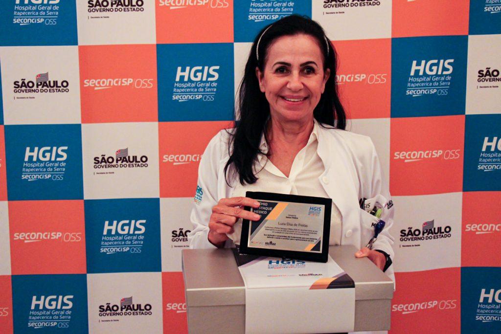 Dra. Luzia Elisa de Freitas