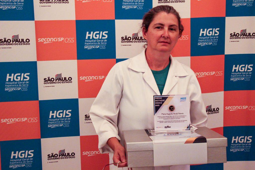 Dra. Maria Augusta Alcalá Neves