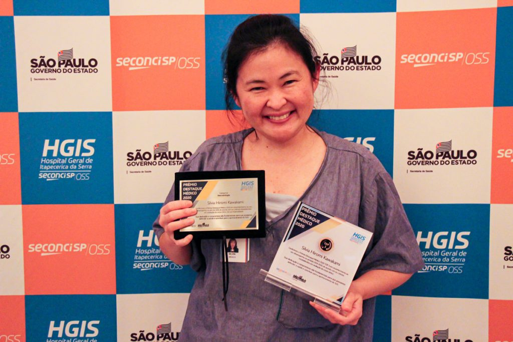 Dra. Silvia Hiromi Kawakami